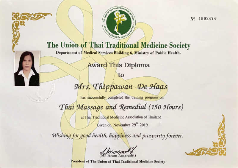 Thai Massage and Remedial